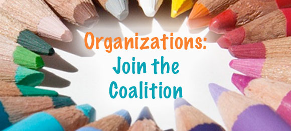 Organizations: Join the Coalition
