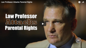 Law Professor Attacks Parental Rights
