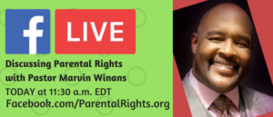 Facebook Live with Pastor Winans