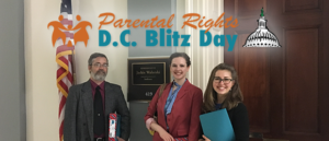 Parental Rights D.C. Blitz Day - Thank You!