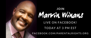 Watch Marvin Winans Live Today!