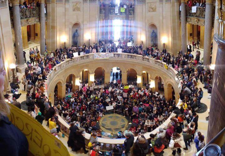 Families oppose SF1520 in Minnesota