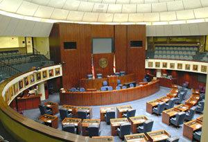 Florida Senate Chamber
