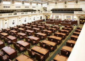 Oklahoma House Chamber